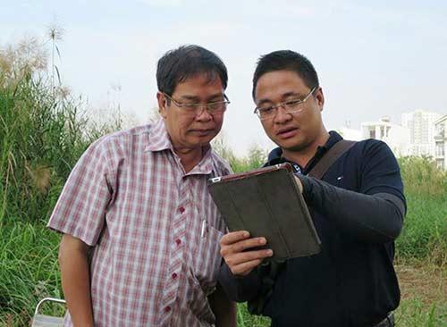 "dao dien le hong son vat va ""day"" cao my kim khoc - 7"