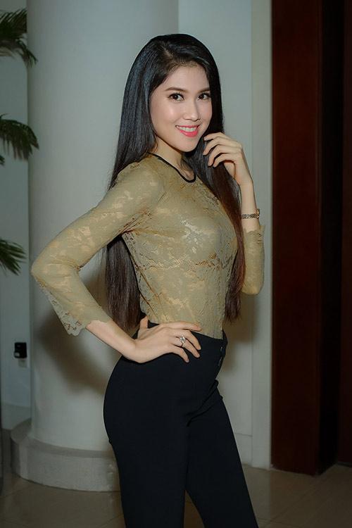 """a hau thai nhu ngoc sanh dieu """"dung hang"""" sao ngoai - 9"""