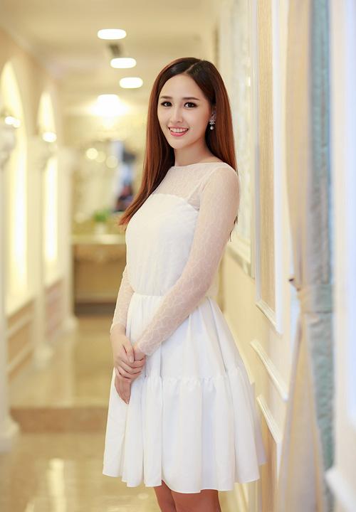 """mai phuong thuy dep khong ti vet sau thoi gian dai """"o an"""" - 2"""