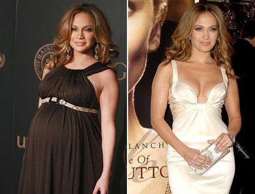 Bí quyết giảm cân ngoạn mục của 8 bà mẹ Hollywood - 4