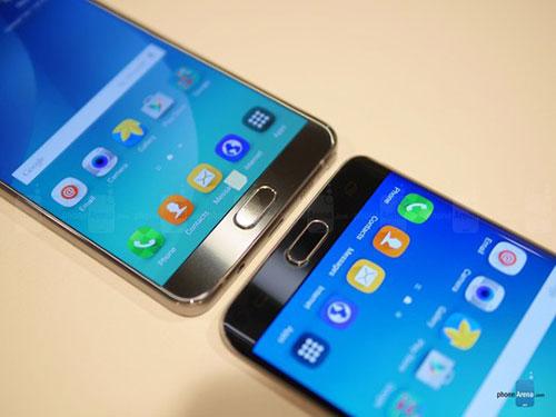 """Galaxy S6 Edge """"phóng to"""" trình làng cùng bàn phím QWERTY-7"""