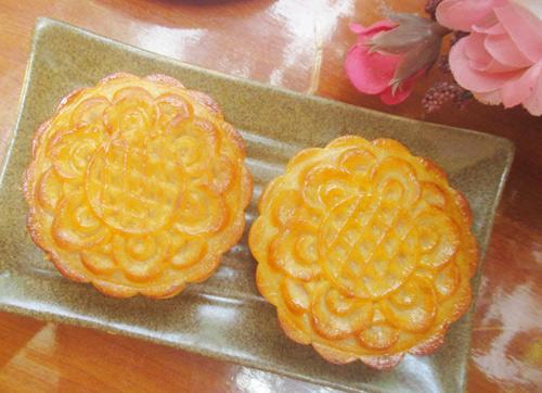 banh trung thu nuong nhan custard day hap dan - 10