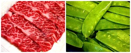 Thịt bò đậu Hà Lan sốt dầu hào bổ dưỡng-1