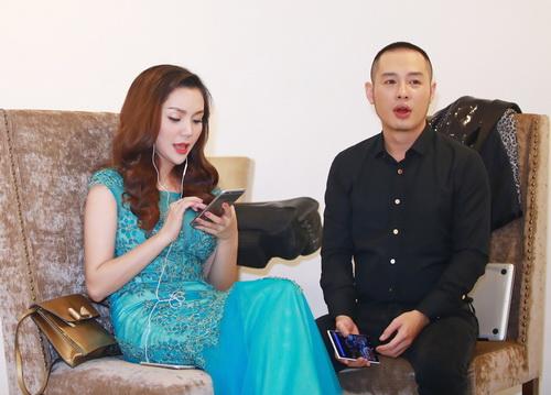 """Ngọc Anh đẹp mặn mà """"gái một con"""" bên Hoàng Hải-9"""