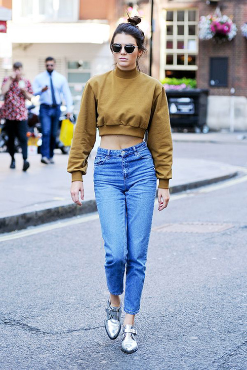 "mac jeans dep nhu chan dai ""hai"" ra tien kendall jenner - 9"