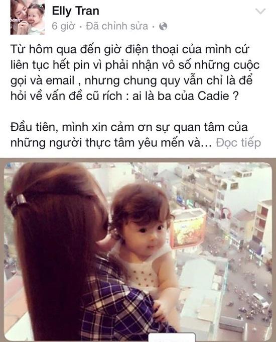 """xuan lan, elly tran """"xu long"""" truoc loi don ve bo cua con gai - 8"""