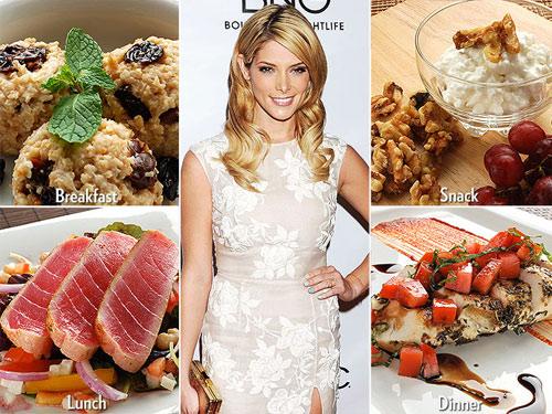 Những chế độ ăn kiêng giúp Sao giảm cân chóng mặt - 7