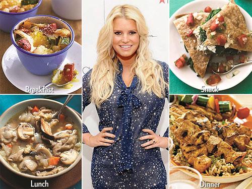 Những chế độ ăn kiêng giúp Sao giảm cân chóng mặt - 5