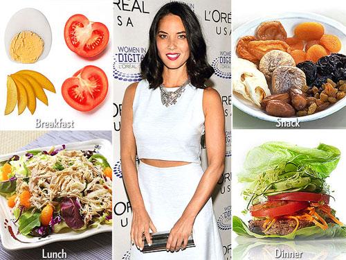 Những chế độ ăn kiêng giúp Sao giảm cân chóng mặt - 4