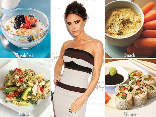 Những chế độ ăn kiêng giúp Sao giảm cân chóng mặt - 3
