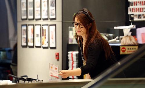Hoa hậu béo của TVB bán cafe kiếm sống-2