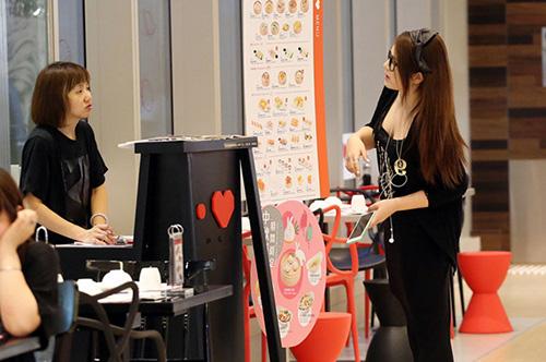 Hoa hậu béo của TVB bán cafe kiếm sống-3