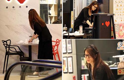 Hoa hậu béo của TVB bán cafe kiếm sống-4