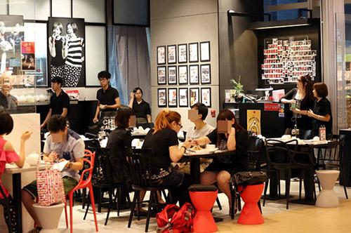 Hoa hậu béo của TVB bán cafe kiếm sống-5