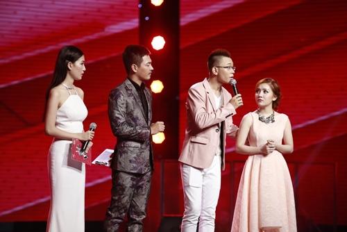 The Voice 2015: Tuấn Hưng mắng học trò té tát vì tự ý rút lui - 1
