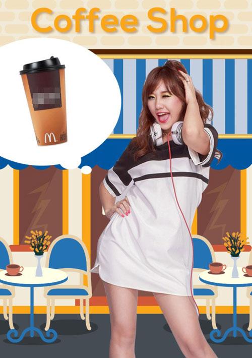 Lục túi của hot girl Hàn nổi tiếng nhất ở Việt Nam-6