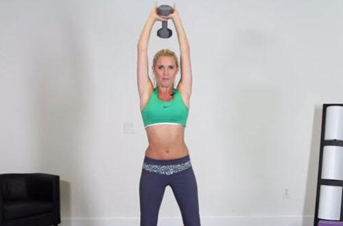 10 phút tập luyện mỗi ngày cho bắp tay thon gọn-5