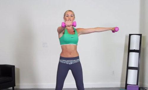 10 phút tập luyện mỗi ngày cho bắp tay thon gọn-9