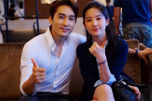 Những cặp đôi Hoa - Hàn được khán giả yêu thích-1
