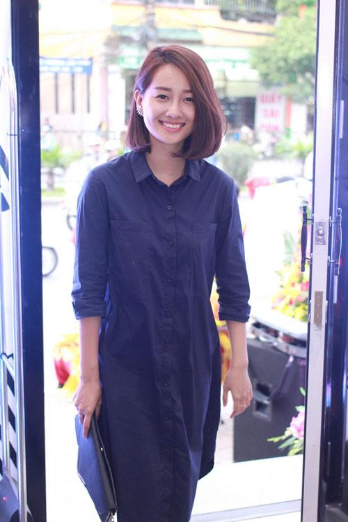 Mi Vân bất ngờ dẫn con gái đáng yêu đi dự sự kiện - 4