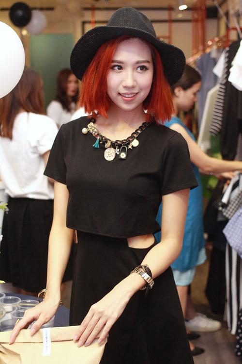 Mi Vân bất ngờ dẫn con gái đáng yêu đi dự sự kiện - 6