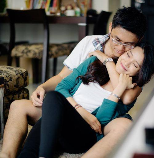 Ảnh cưới đáng yêu của nàng Việt, chàng Đài-10