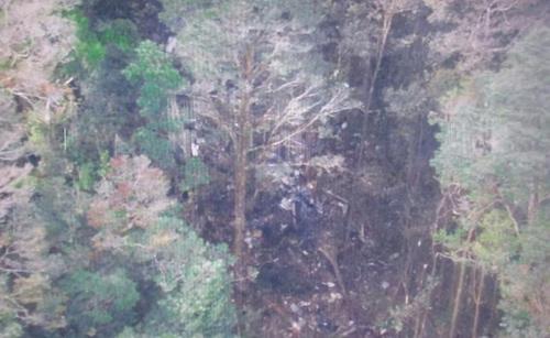 Máy bay Indonesia 'vỡ tan', không có người sống sót-1