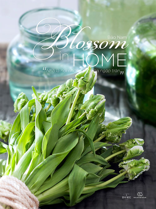 """blossom in home"" - cam hoa nghe thuat theo cach don gian nhat - 1"