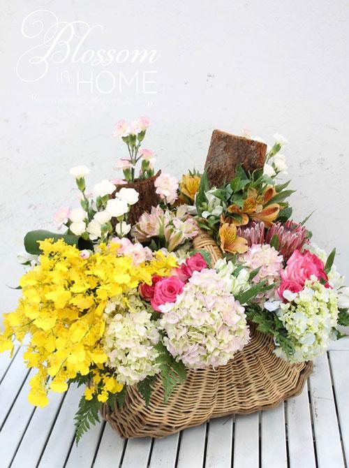 """""""Blossom in Home"""" - Cắm hoa nghệ thuật theo cách đơn giản nhất-8"""