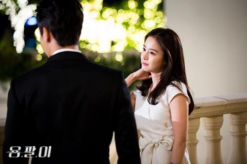 """Những nữ tài phiệt """"sang chảnh"""" nhất màn ảnh Hàn - 1"""