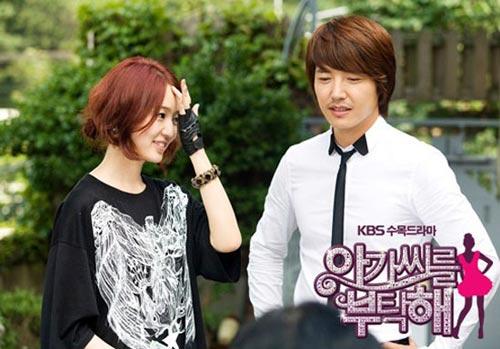 """Những nữ tài phiệt """"sang chảnh"""" nhất màn ảnh Hàn - 8"""