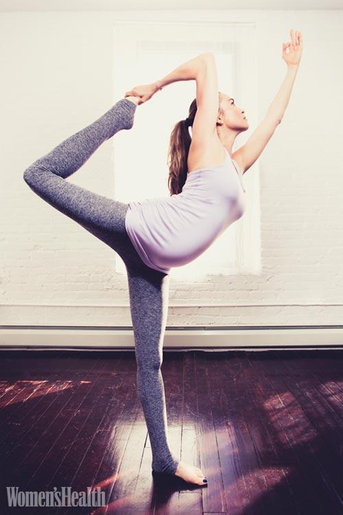 """hinh anh me bau tap yoga khien ai cung """"tram tro"""" - 4"""