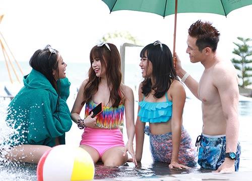 si thanh dien bikini duoi nang nong 38 do - 3