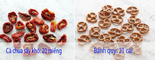 20 loai thuc pham va lieu luong de ban chi nap 100 calories - 5