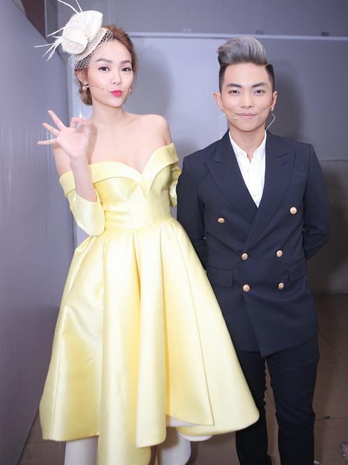 """minh hang khong ngai bi nghi se """"cam cuong"""" ban trai - 3"""
