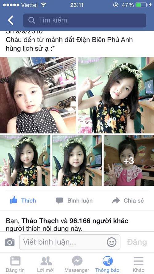 "be gai 5 tuoi duoc khen ""xinh hon"" hh ky duyen - 1"