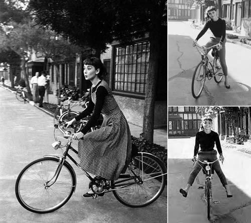 """Xe đạp: Món phụ kiện cực """"chất"""" của tín đồ thời trang-1"""