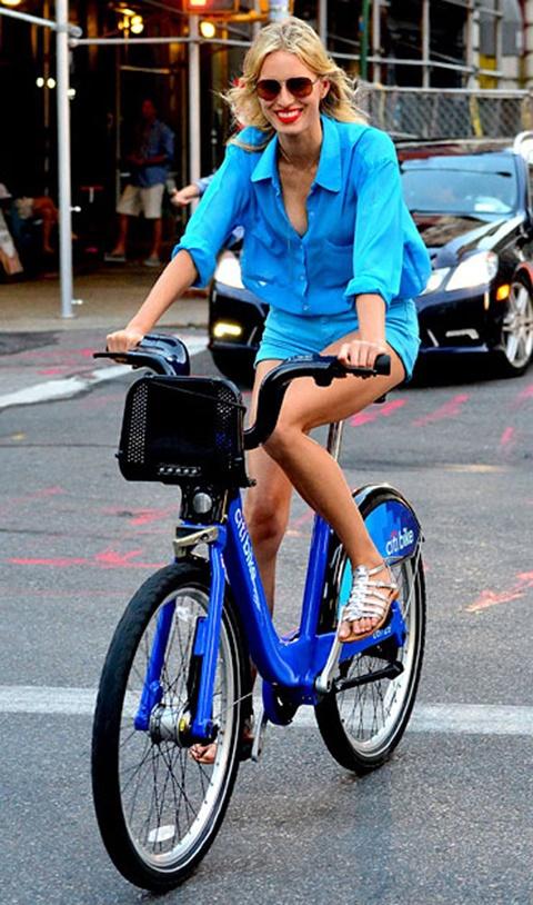 """Xe đạp: Món phụ kiện cực """"chất"""" của tín đồ thời trang-3"""