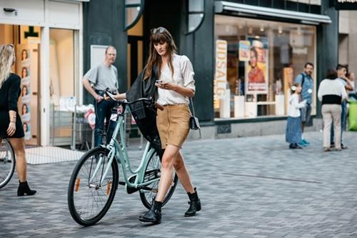 """Xe đạp: Món phụ kiện cực """"chất"""" của tín đồ thời trang-7"""