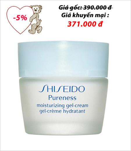 """5 san pham duong da shiseido gia """"binh dan"""" - 2"""
