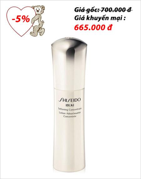 """5 san pham duong da shiseido gia """"binh dan"""" - 5"""