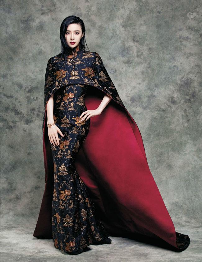 'Nữ hoàng' của làng giải trí Hoa ngữ.