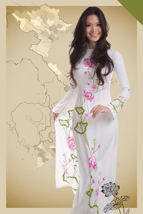 thuy dung, huynh bich phuong khoe sac trong ao dai duc hung - 2