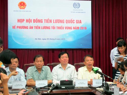"""luong toi thieu vung 2016: """"chot"""" de xuat tang 12,4% - 2"""