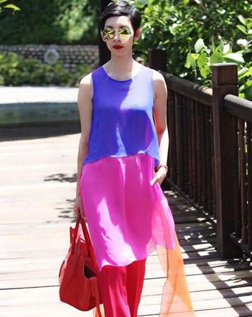 Sao Việt cách tân trang phục truyền thống đẹp và khéo-9