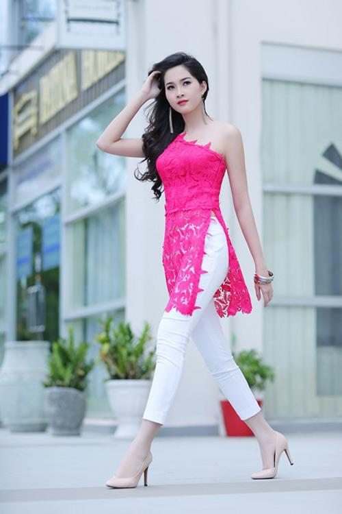Sao Việt cách tân trang phục truyền thống đẹp và khéo-12