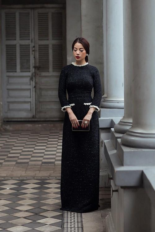 Sao Việt cách tân trang phục truyền thống đẹp và khéo-18