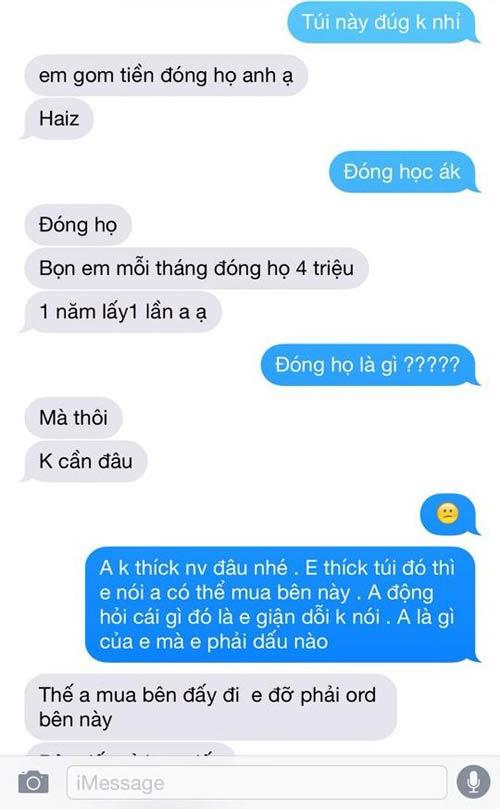 """xon xao cau chuyen co nang """"dao mo"""" nguoi yeu trang tron - 5"""