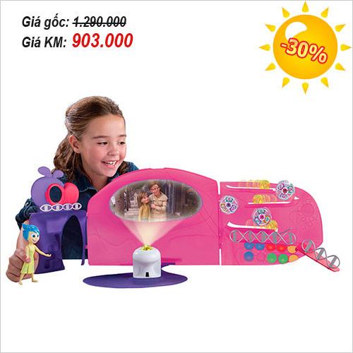 Khuyến mãi 30% đồ chơi Inside Out trên Deca-5