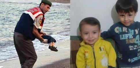 Lời cuối của bé trai Syria chết đuối: Bố ơi, xin đừng chết!-1